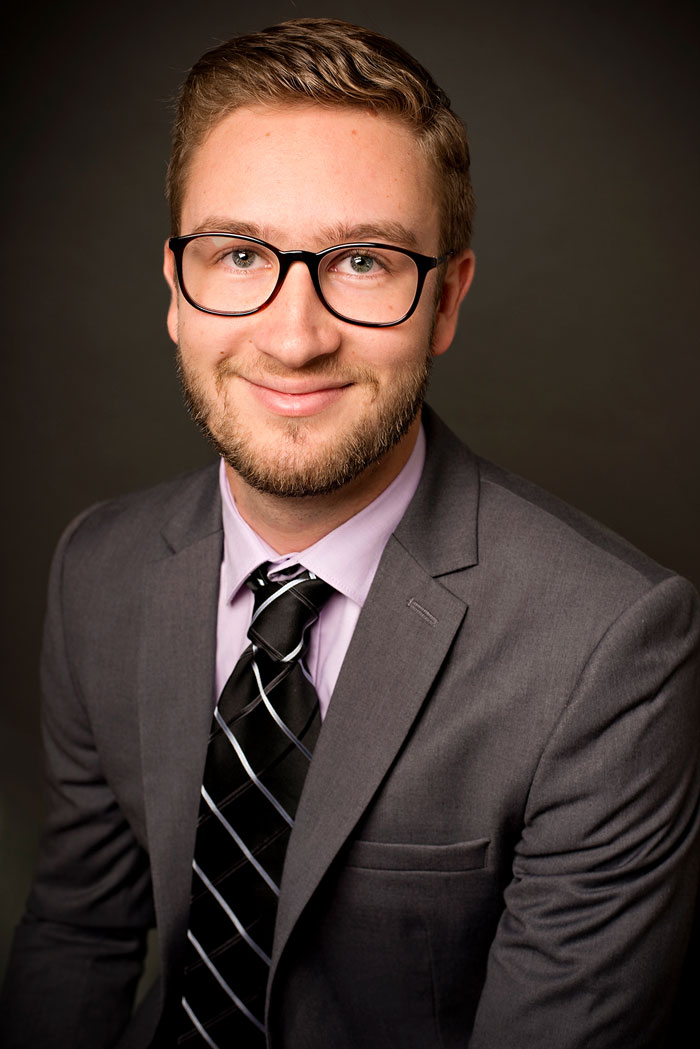 Kyle Macyszyn of Campbell & Company Real Estate in Brantford Ontario