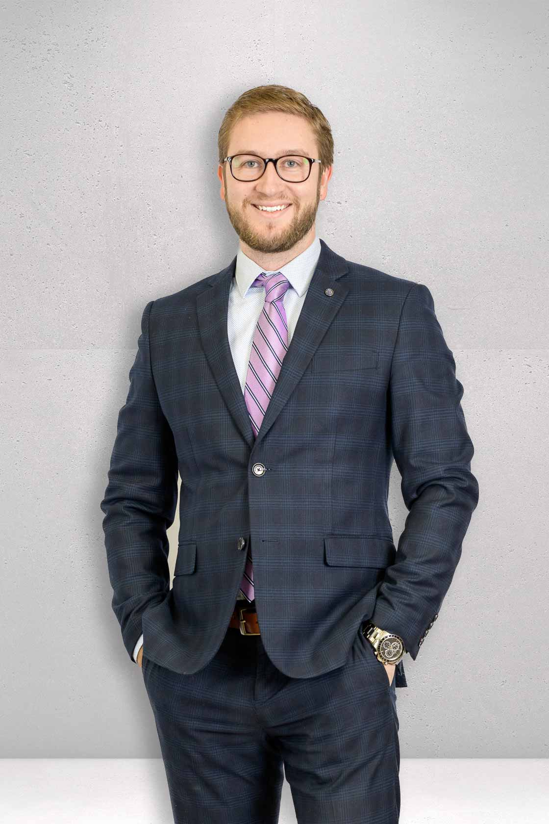 Kyle Macyszyn of Campbell & Company Real Estate